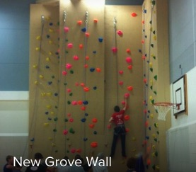 2014 - New Grove Wall